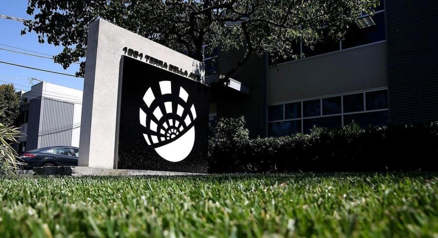 Skybox Imaging, som har hovedkvarter i Mountain View i Californien på den amerikanske vestkyst, bliver nu en del af Google. Foto: Justin Sullivan, Getty/AFP/Scanpix