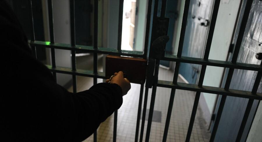 To mænd med somaliske rødder har siddet varetægtsfængslet i et halvt år i en mørklagt sag, der ifølge Ritzaus oplysninger relaterer sig til terror. Free/David Ademas/arkiv
