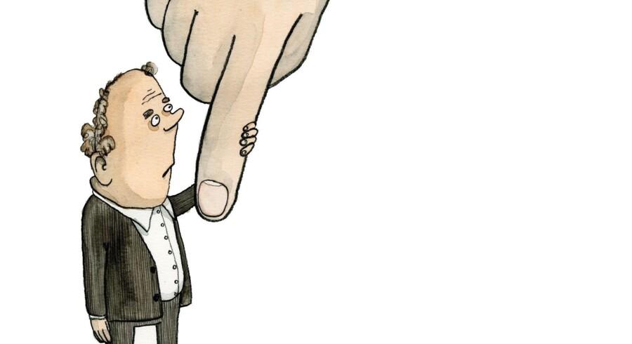 Landets embedsmænd må ikke være til stede ved udvalgsmøder i Folketinget, uden at den øverste minister på området selv tager med. Det afskærer Folketingets medlemmer fra vigtig, afgørende viden, advarer en lang række udvalgsformænd.