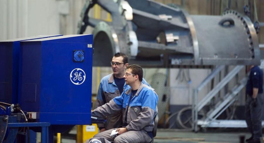 General Electrics (EU) er af EU-Kommissionen anklaget for ikke at have opført sig ordentligt i forbindelse med købet af danske LM Wind Power.