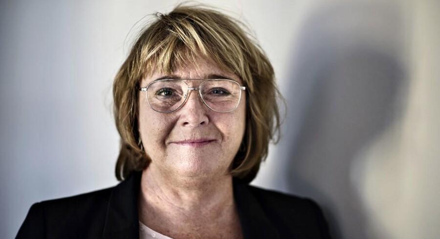 Arkivfoto: Tine Aurvig-Huggenberger, der er direktør i brancheforeningen Kreativitet og Kommunikation, ser 2016 som året, hvor »væksten for alvor brændte sig fast«.