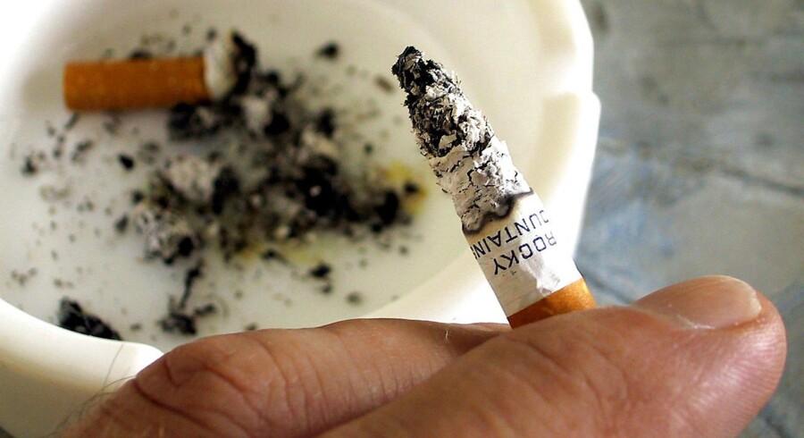 Hos fagforeningen HK Kommunal frygter formand Bodil Otto, at KL's forslag om at forbyde rygning i arbejdstiden er en glidebane. (Foto: BRIAN BERGMANN/Scanpix 2018)