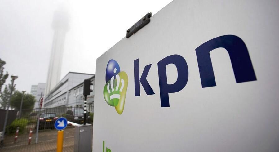 En fjerdedel af hollandske KPN er nu i hænderne på verdens rigeste mand. Foto: Paul Vreeker, Reuters/Scanpix
