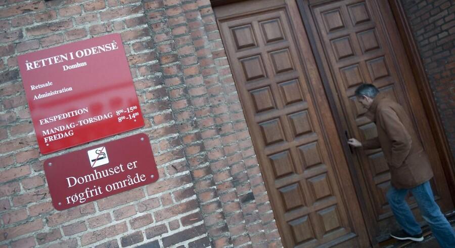 Arkivfoto: Retten Odense.
