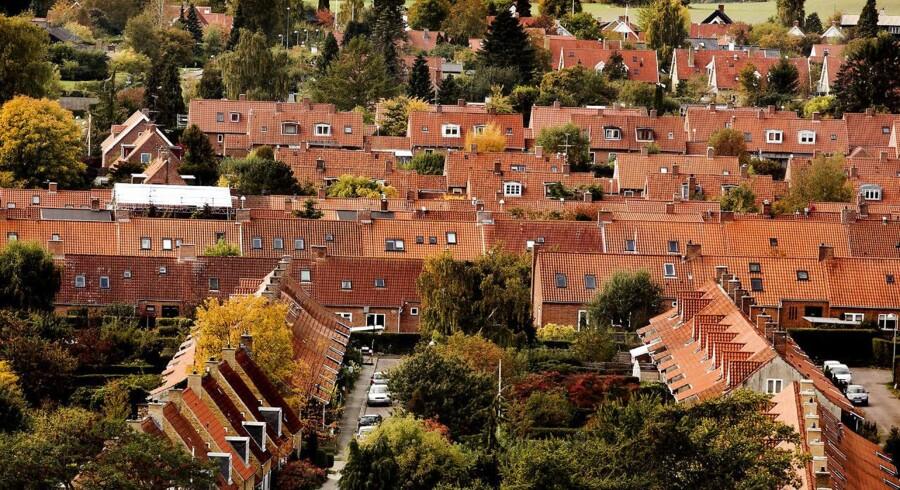 Arkivfoto: Hvis du er udkig efter at købe hus, kan du med fordel søge nogle bestemte steder.
