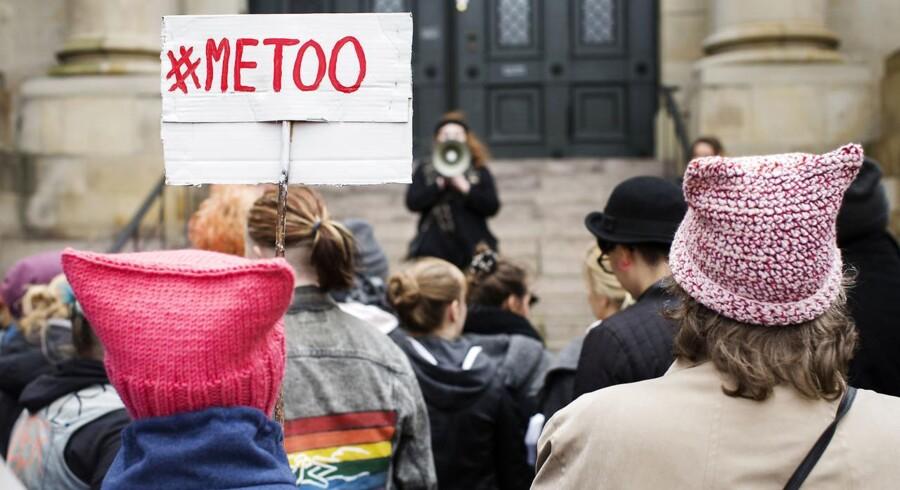 Internetkampagnen #MeToo bliver beskyldt for at føre til injurierende anklager mod navngivne personer.