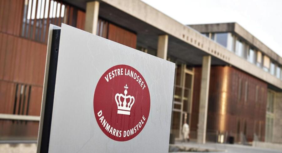 En mand er blevet idømt to år og seks måneders fængsel af Vestre Landsret for at have fremstillet og besiddet en bombe.