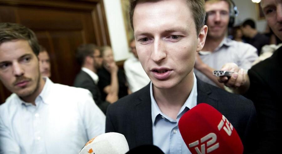 Socialdemokratiets skatteordfører Jesper Petersen.