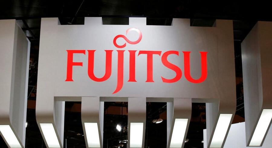 Japanske Fujitsu vil sælge sin PC-division til Lenovo, der er verdens største computerproducent. Arkivfoto: Toru Hanai, Reuters/Scanpix