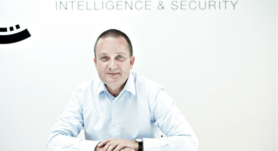 Certa Intelligence & Security. Jakob Scharf.