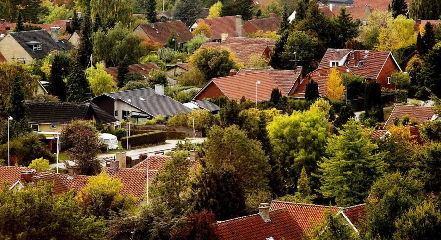 Arkivfoto. Skatteministeriet har for nylig offentliggjort et udkast til et lovforslag om et nyt ejendomsvurderingssystem, og det er en god anledning til at se på, hvor langt man er med rekonstruktionen af dette politisk ømtålelige område.