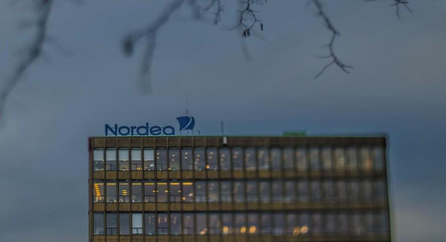 Nordeas hovedkontor i Danmark.