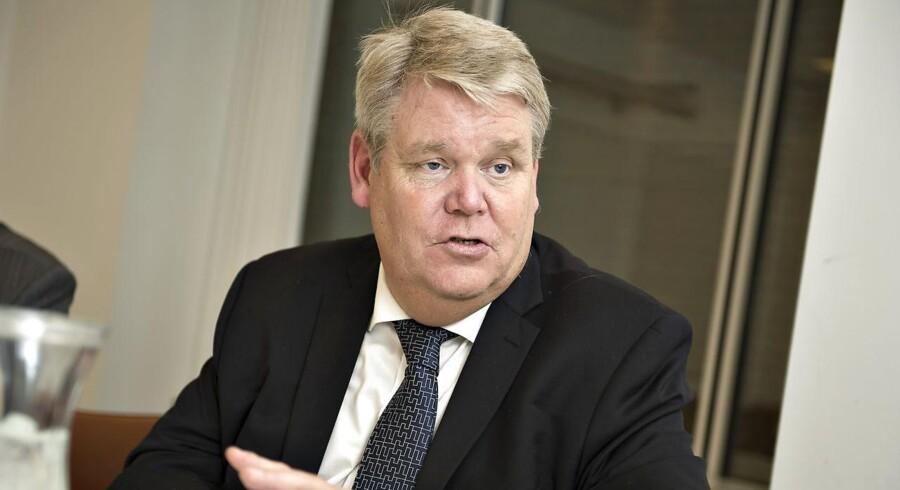 Vestas og bestyrelsesformand Bert Nordberg er klar til at udvide selskabet fokus fra vindenergi til også at omfatte lagerløsninger.