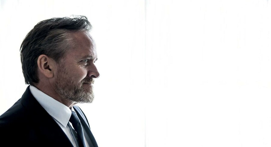 Det kan blive afgørende for sammenholdet i blå blok, hvordan LA-leder og udenrigsminister, Anders Samuelsen, vil agere frem mod næste valg.
