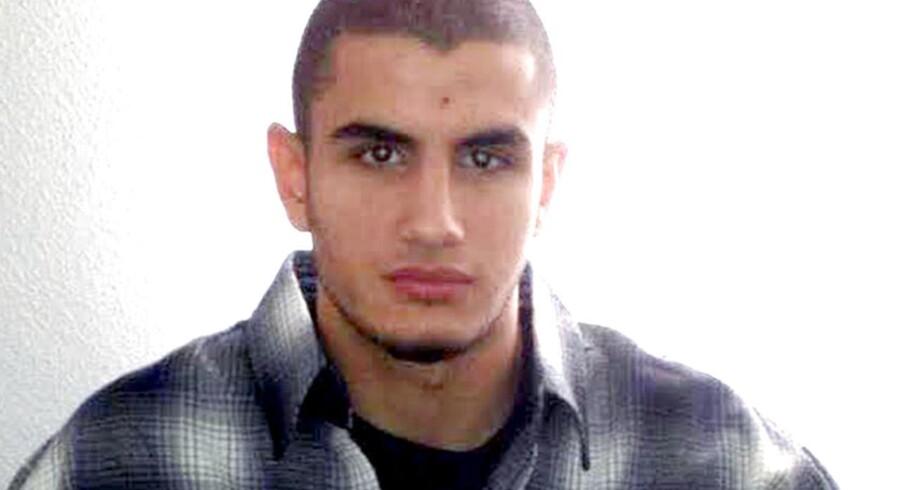 Omar El-Hussein, der dræbte to mennesker under et angreb i København. Billedet er fra Facebook