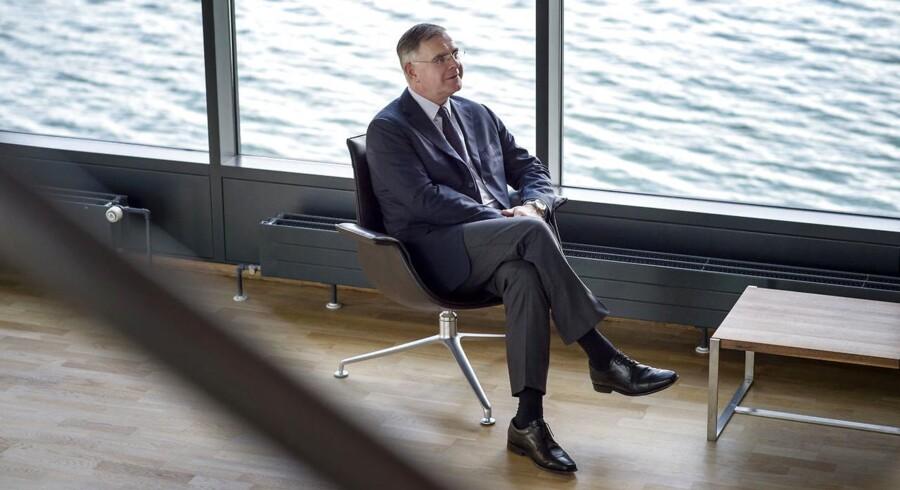 Direktør for det danske biotekselskab Genmab, Jan van de Winkel.