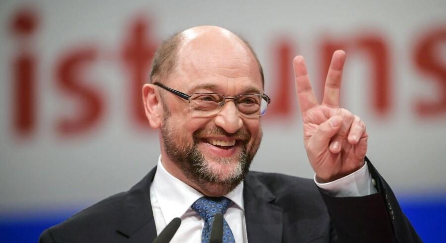 Europas forenede stater skal gøres til virkelighed inden 2025. Sådan lød det opsigtsvækkende budskab fra partifordmand Martin Schulz på torsdagens socialdemokratiske partikongres i Berlin.