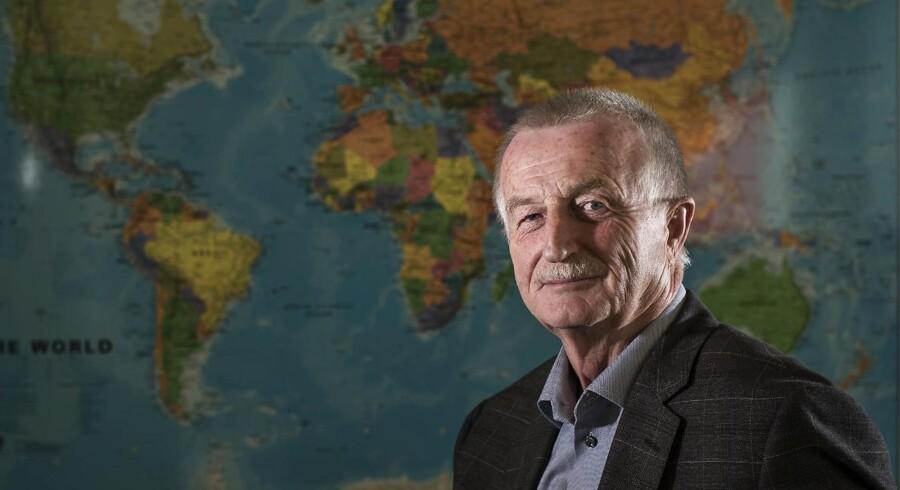 Lars Larsens altoverskyggende mål er at åbne Jysk-butikker i hele verden. Næste kontinent, købmanden vil erobre, er Sydamerika.