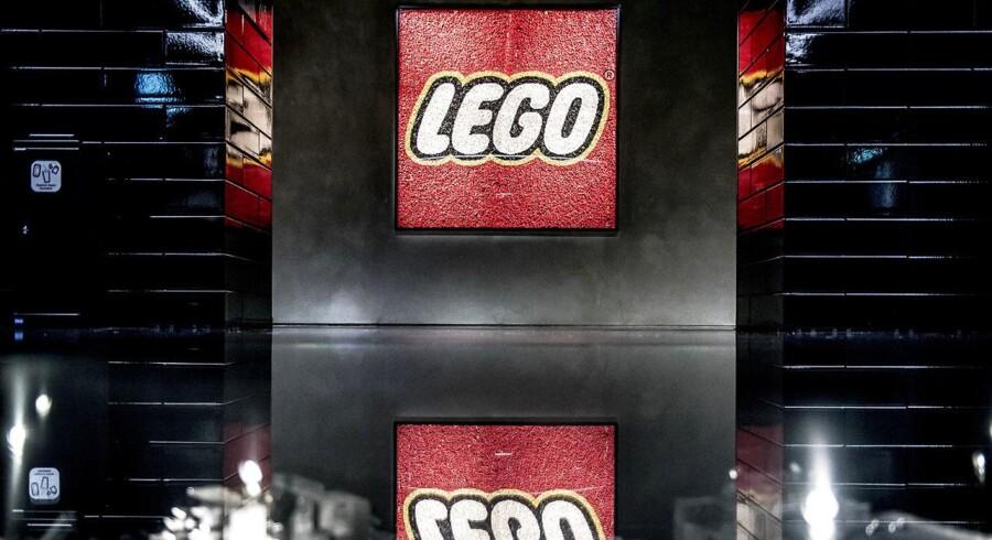 Selvom Legos brandværdi på et år er faldet med 5 pct., er Lego fortsat Danmarks stærkeste brand.