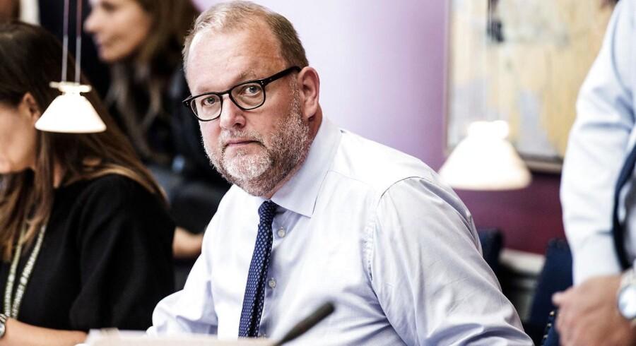 Arkivfoto. Danmark fører klimafaklen videre, mens andre vælger at stå udenfor, siger klimaministeren.