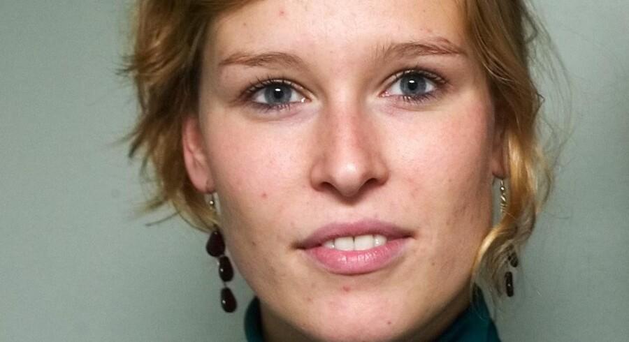 Lea Korsgaard. Arkivfoto: Kristian Brasen
