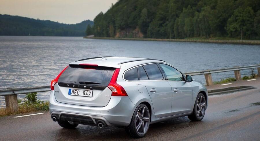 Volvo har nedsat V40, S60 og V60 frem til den 31. december, og det gælder alle udgaver af de tre modeller. V60 fås fra cirka 364.000 kr.