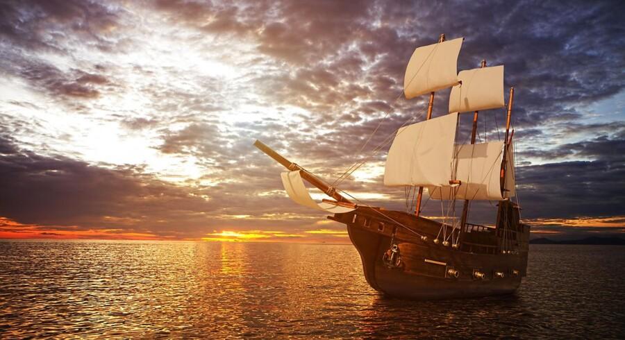 Esmeralda, det skib, som den legendariske portugisiske søfarer og opdagelsesrejsende Vasco da Gama (1469-1524) sejlede med på sin anden rejse til Indien, skulle nu være identificeret. Foto: IRIS