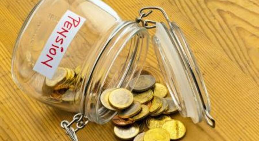 Hvis man har ti eller blot et par år til pensionen, skal man måske overveje at spare op til alderdommen på en anden måde, end man hidtil har gjort. (Arkivfoto). Foto: Free/Colourbox