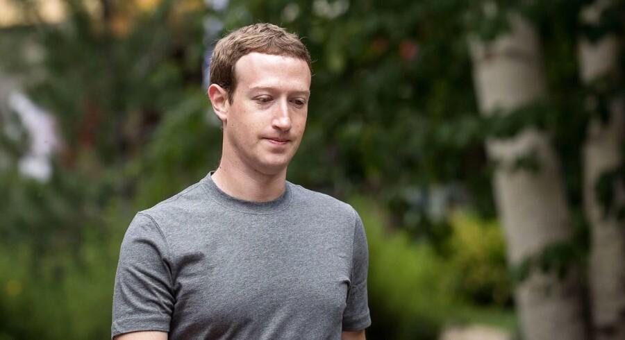 Facebook-aktien ramte en historisk høj kurs fredag, og dermed vokser grundlægger og CEO, Mark Zuckerbergs, formue også betragteligt. 3,5 milliarder dollars er hans formue vokset med på under en uge.