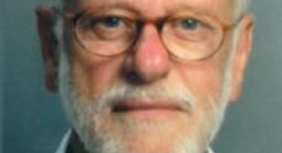 Jens Hald, var indtil søndag Dansk Folkepartis lokalformand i Nyborg.