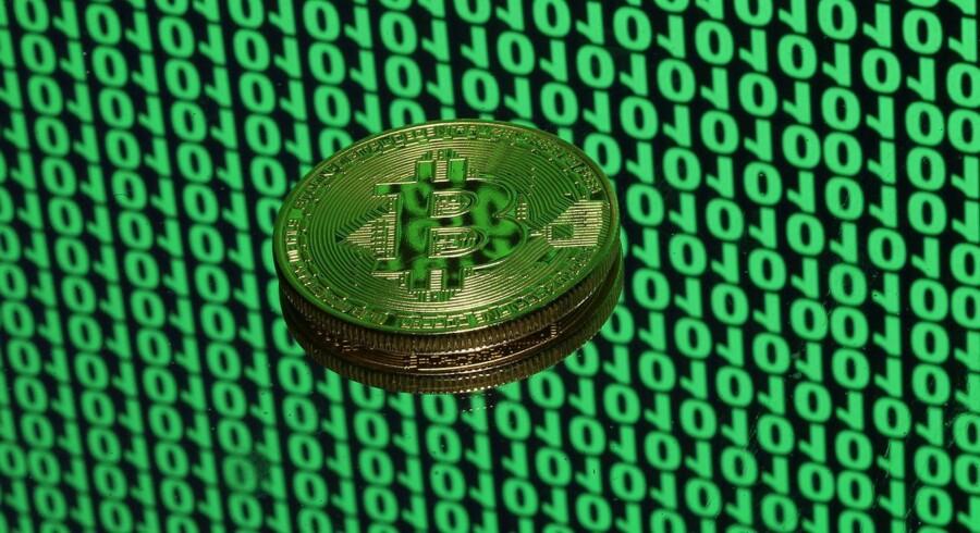 Arkiv: Bitcoin ramte natten til mandag den Chicago-baserede børs CBOE. Det gik for vildt for sig.