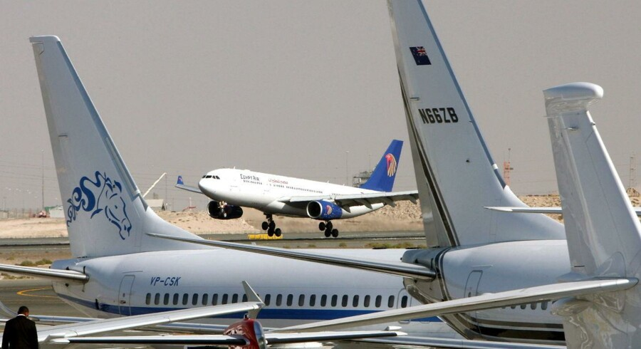 It-sikkerhedsmanden Chris Robert ville vise, at der var huller i flysikkerheden ved at hacke sig ind og få et fly til at flyve sidelæns.