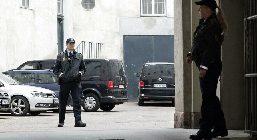 ARKIVFOTO: Københavns dommervagt.