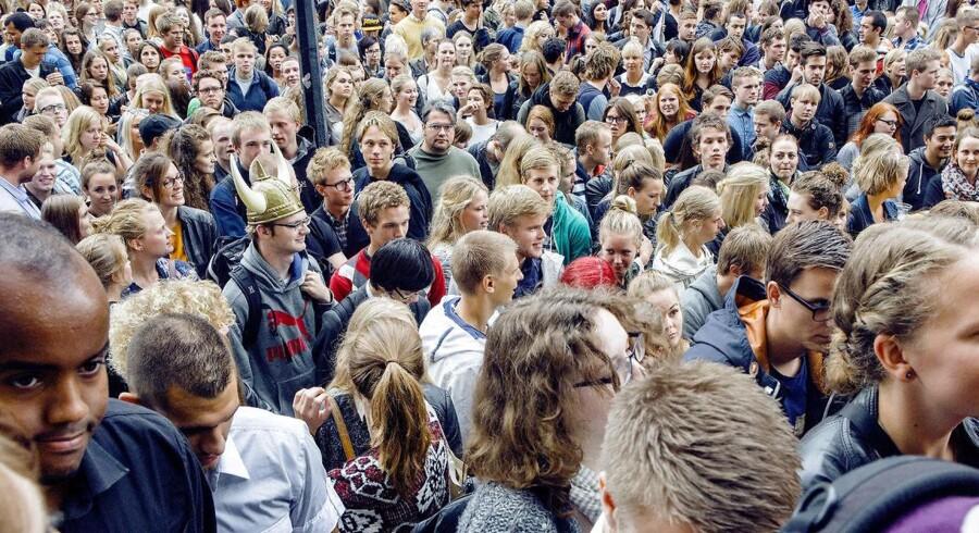 1.700 udlændinge har ifølge en opgørelse en ubetalt studiegæld til Danmark på godt 123 millioner kroner.