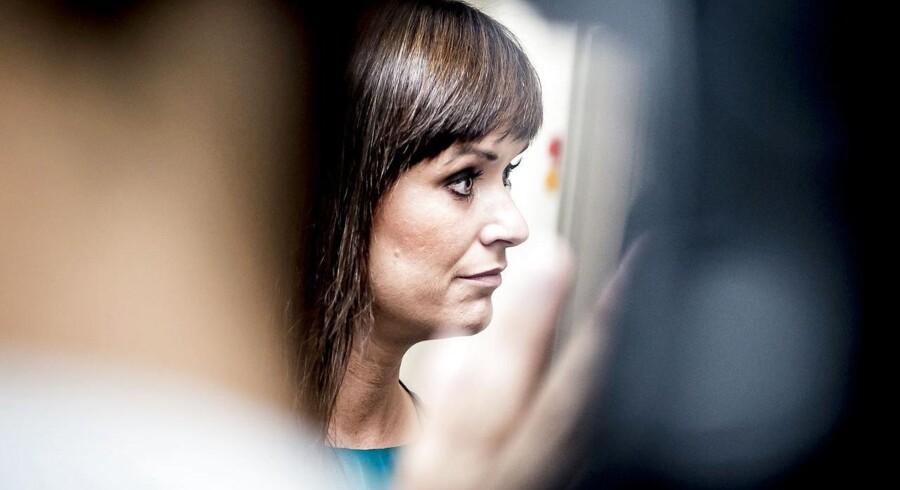 Sophie Løhde har tidligere på året til forbundet Djøfs forhandlerkonference udtalt, at det er afgørende for hende, at lærernes nuværende arbejdstidsregler fastholdes i en ny overenskomst.