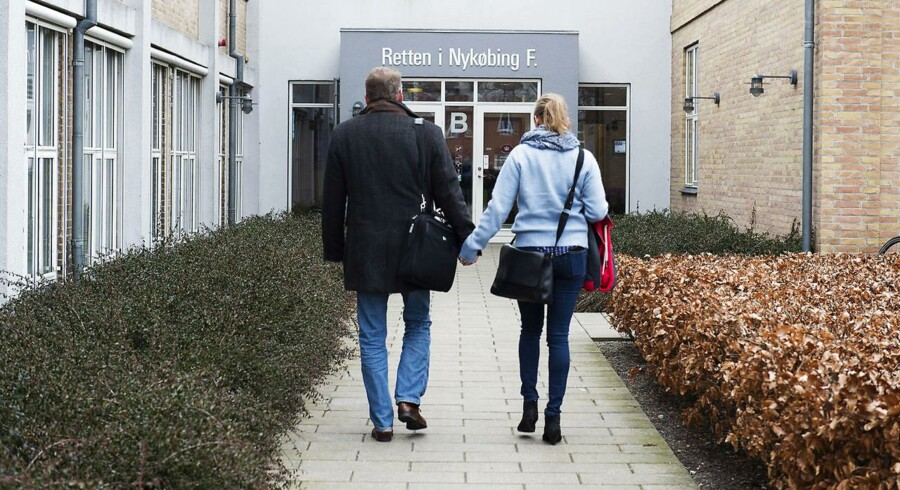 Lisbeth Zornig Andersen og hendes mand Michael Rauno Lindholm er dømt for menneskesmugling.