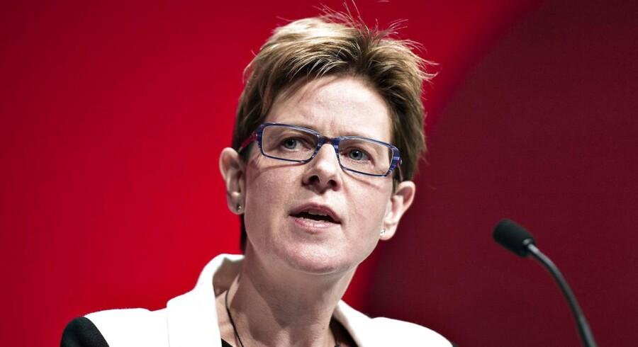 Ulla Astmann går efter posten som næstformand i regionerne.