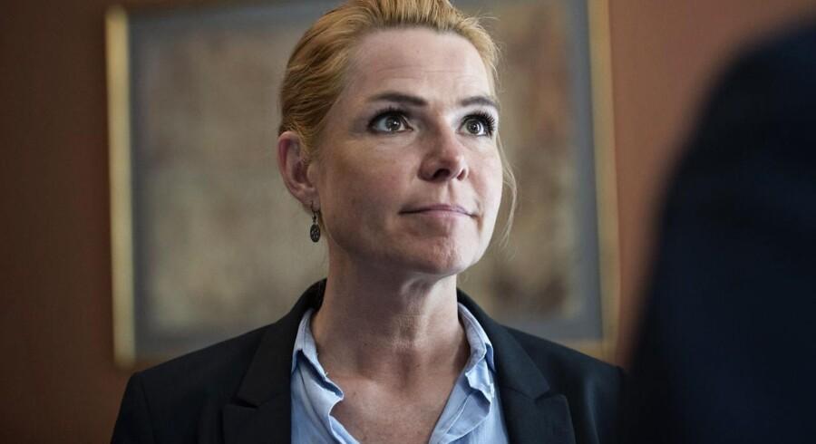 Arkivfoto. Angiveligt læk fra Udlændinge- og Integrationsudvalget får nu konsekvenser andre steder, siger Inger Støjberg.