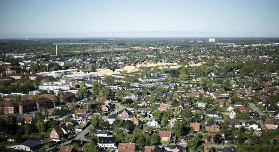 Arkivfoto. Det er rigtigt, at husejere i Odsherred, Lolland og Lemvig får den relativt største lettelse i skattereformen.