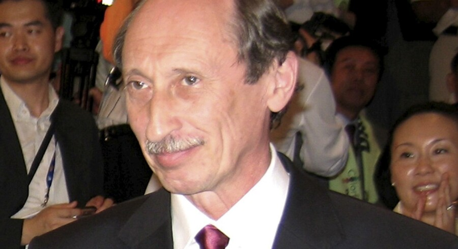 Valentin Balakhnichev er fortsat udelukket på livstid. Reuters/Joseph Okanga/arkiv
