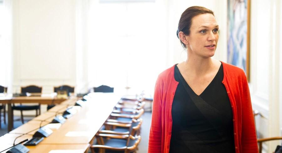 Arkivfoto: Tidligere på foråret åbnede undervisningsminister Merete Riisager (LA) sin indbakke for ansøgninger fra skoler og kommuner, der ville lave forsøg med en mere fleksibel skoledag.