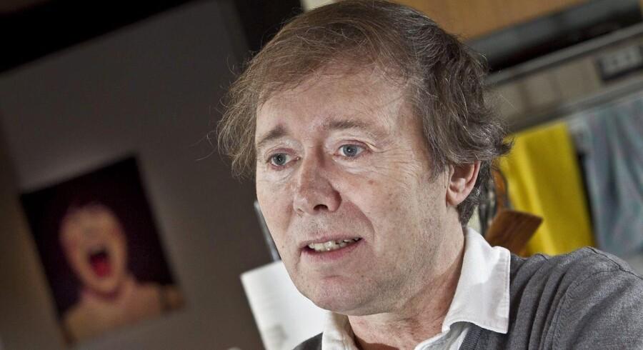Stig Dalager har netop udgivet romanen »Rejse uden ende. En roman om Raoul Wallenberg«.