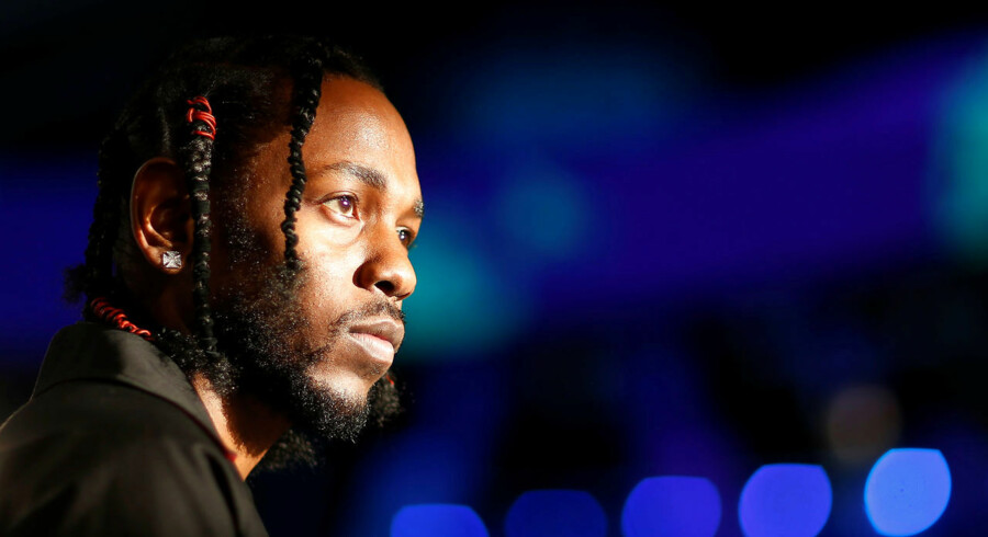 30-årige Kendrick Lamar er den første rapper, der vinder Pulitzer-prisen.