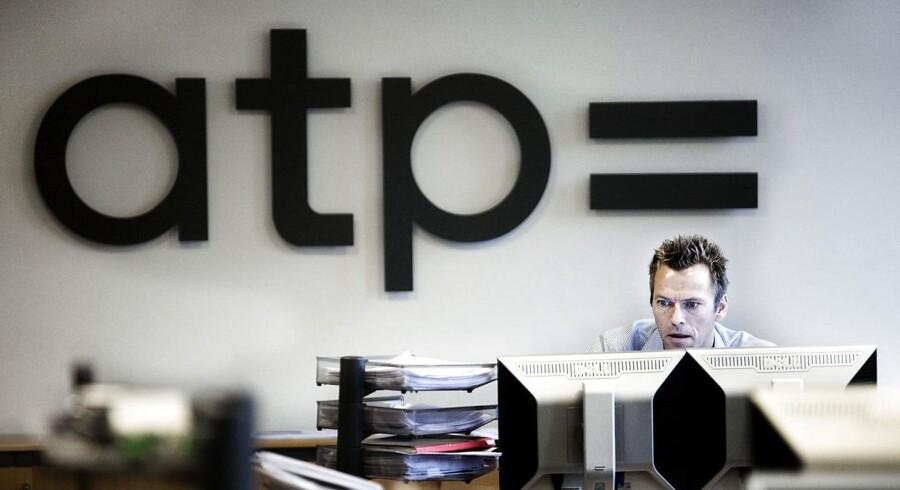 ATP i Hillerød. Jan Drewes