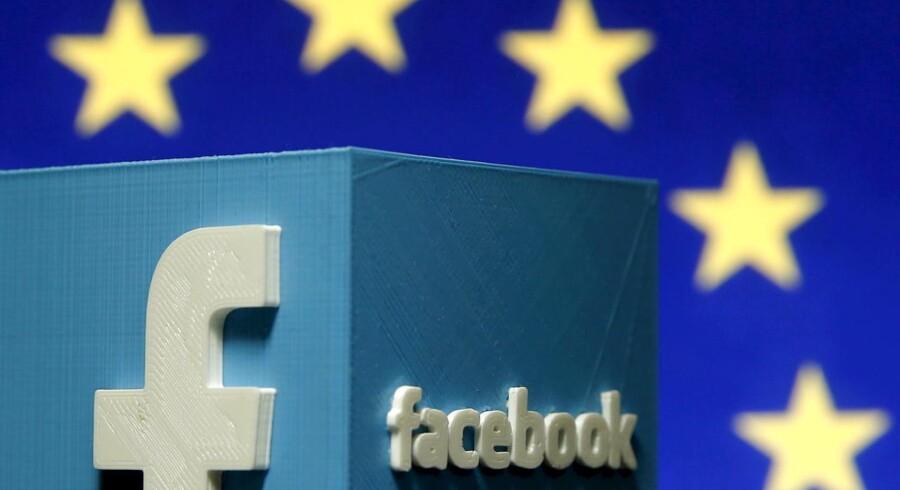 Det har taget en østrigsk jurastuderende mange år at nå helt op til EUs øverste domstol i kampen mod, at hans Facebook-data overføres fra Europa til USA. Arkivfoto: Dado Ruvic, Reuters/Scanpix