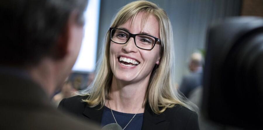Stephanie Lose formåede, mod alle odds, at sikre sig formandsposten i Danske Regioner, da S nølede.