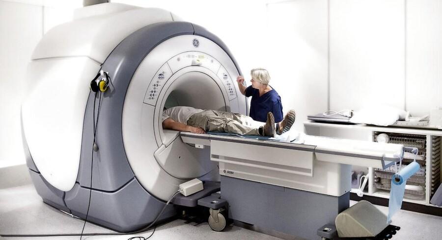 Næsten hver fjerde kræftramt fik ikke opfyldt behandlingsgarantien i andet kvartal i år, viser Sundhedsstyrelsens tal. Arkivfoto: Liselotte Sabroe