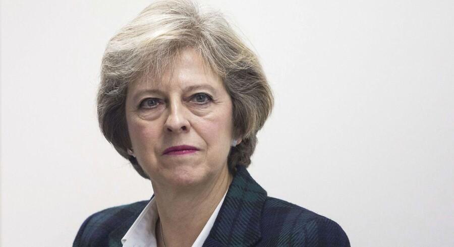 Den britiske regering med Theresa May i spidsen har svært ved præsentere en sammenhængende strategi for bruddet med EU.
