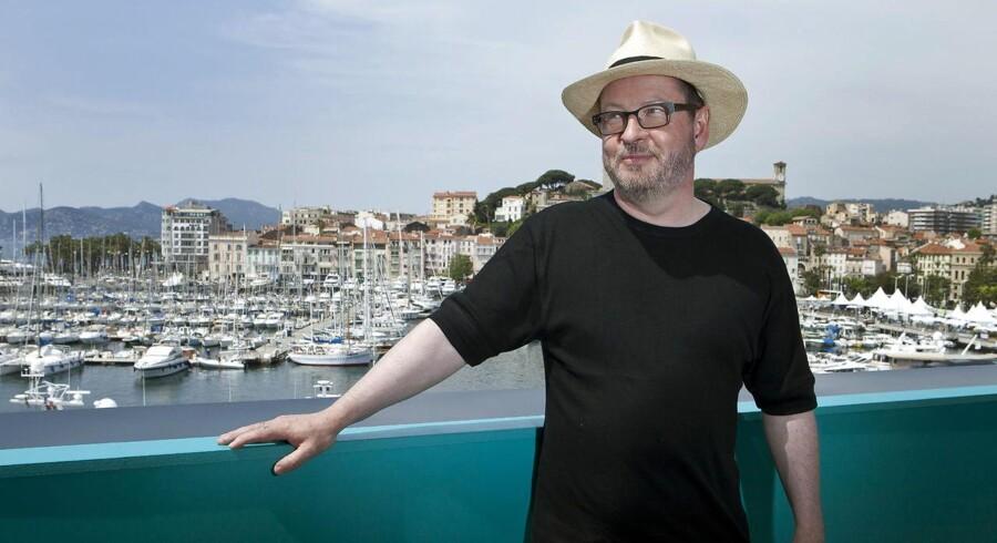 Arkivfoto: Lars von Trier har været et stort navn i filmverdenen i årtier, og har ni gange haft en film i hovedkonkurrencen i Cannes.
