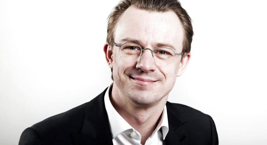Professor Mikkel Vedby Rasmussen.